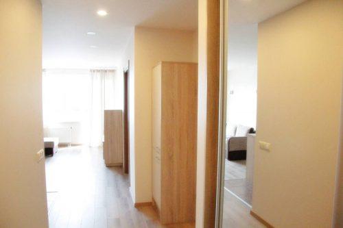 Trumpalaikė naujai įrengto 2 kambarių buto (apartamentų) nuoma Vilniuje