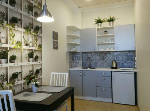 Trumpalaikė nuoma naujai įrengtuose apartamentuose Klaipėdoje