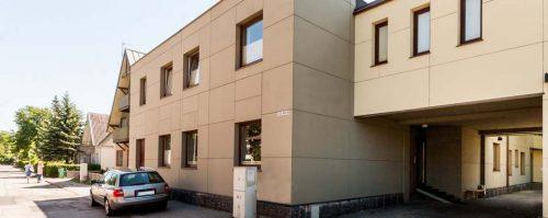 PALANGA CENTRUM – poilsio namai Palangos centre