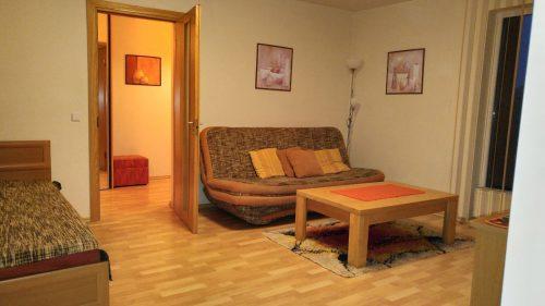 Išnuomojamas poilsiui jaukus butas Palangoje, 1 kambario