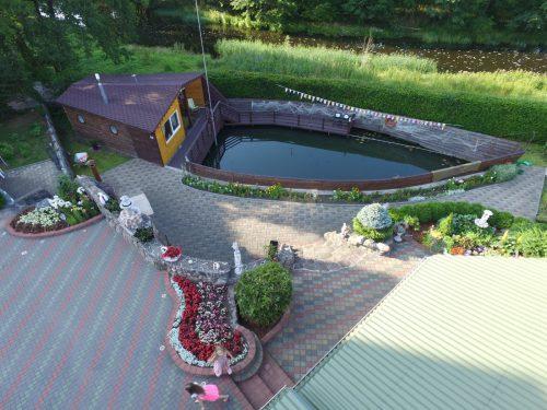 Poilsis Druskininkuose – Namelio nuoma prie Ratnyčėlės upės