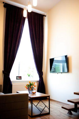 Bridge apartaments – trumpalaikė nuoma Klaipėdoje
