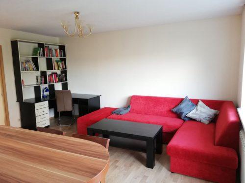 2 kambarių butas Klaipėdos centre