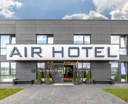"""Viešbutis Karmėlavoje  """"Air Hotel"""""""
