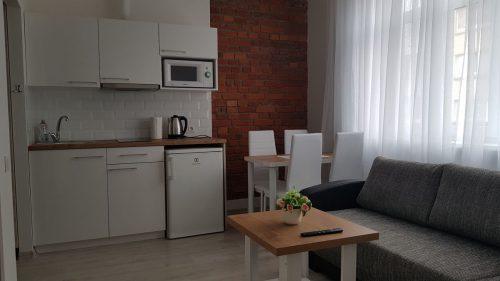 2jų kambarių butas Klaipėdos centre