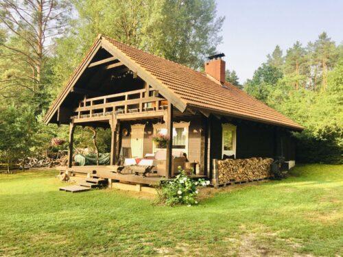 Namelio Dzūkijos kaime nuoma 2-4 asm.